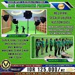 Greenscreen 3x4m