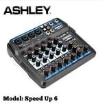 Mixer Ahsley 6 Ch