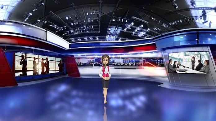 Jasa Edit Custom Vmix 3D Stage Virtual Set Murah