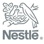 Nestle logo whitespace